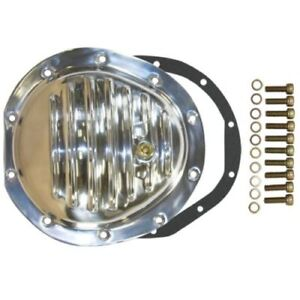 Specialty Chrome 4900kit Differential Cover Gm 8 25in 10 Bolt Front