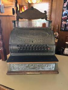 Antique 1914 National Cash Register 332