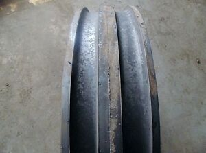 7 50 18 Tire New Ag pro 8ply Tractor Front 3 rib