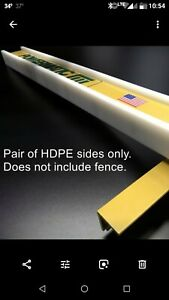 Brand New Model 66 Fence Sides For Powermatic Tablesaw With New Hardware