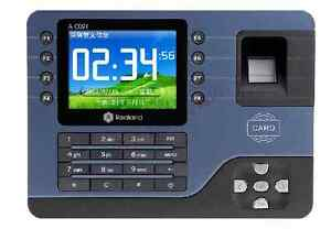 Realand 3 2 Lcd Fingerprint Time Recorder Real time Monitor 100 000 Records
