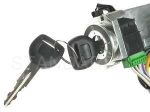 Ignition Lock And Cylinder Switch Fits 1994 1997 Honda Accord Standard Motor Pr