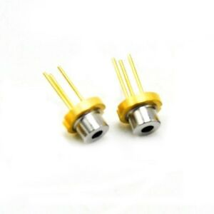 2x 405nm 150mw 300mw Violet blue Laser Diode 5 6mm Sld3236vf Photodiode Pd