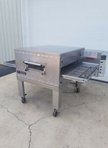 Middleby Marshallps540e Single Stack Electric Conveyor Ovens 32 Belt Width