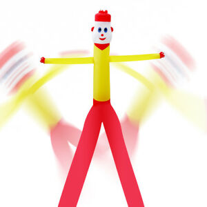 Inflatable 30 Ft Tall 2 legged Air Inflatable Dancer Tube Puppet no Blower