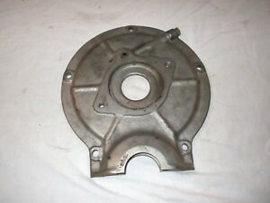 42 46 47 48 Ford Mercury Flathead V8 Engine Motor Timing Gear Cover Front Plate
