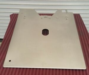 Hobart Meat Saw 6801 Baffle Lower Pulley 00 873715 2735 Commercial Stainless