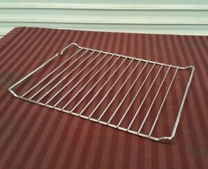 New 1 4 Sheet Size Chrome Oven Rack Cadco Bakery Convection Nsf 2771 Wire Shelf