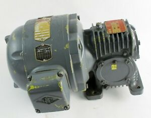 Michican Tool Co Right Angle Electric Motor Gear Drive M0 200060 Cujw