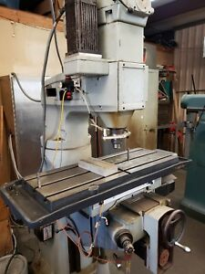 Used Bridgeport Cnc Milling Machine