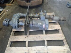 Gusher Pump With Motor_11032ns a