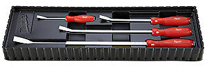 Milwaukee 48 22 9214 4 Piece Pry Bar Set