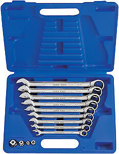 Calvan Alstart A13101mr 13 Pc Metric Combination Speed Wrench Set