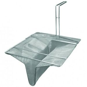 New Gsw Sediment Tray For Mj 45 Act setr45 3878 Fry Basket Screen Safety Insert