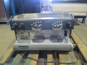 Rancilio Epoca De 2 Gp 2 Group Espresso Machine