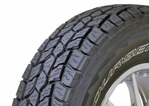 4 New P285 70r17 Mastercraft By Cooper Courser Axt 117t Owl Tires