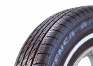 4 New P215 75r15 Toyo Extensa A s 100s Ww Tires