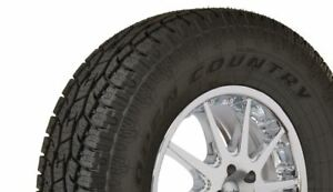 4 New P255 70r17 Toyo Open Country A T Ii 110s Bw Tires