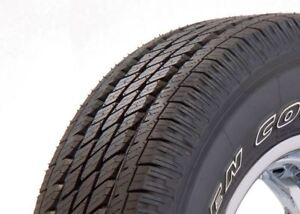 4 New P255 70r16 Toyo Open Country H t 109s Owl Tires