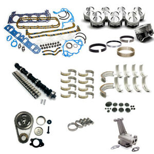Ford 351w Stage 3 Performance Master Engine Rebuild Kit 1969 1986 Sbf Windsor