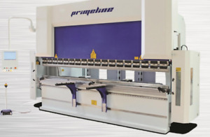 New Primeline S250b12 Dnc Servo Hydraulic Press Brake 2043