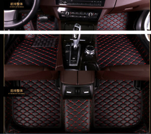 For Vw beetle cc eos golf jetta passat polo tiguan Car Floor Mats Accessories