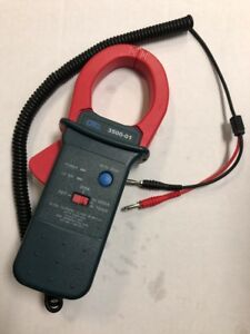 Otc 3500 01 Current Clamp Probe To 2000 Amps For Multimeters