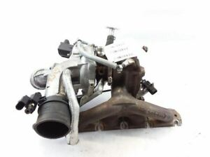 10 11 12 Volkswagen Golf Turbo supercharger O