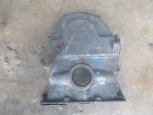 Ford 390 Timing Cover With Pointer C8ae 6059 B