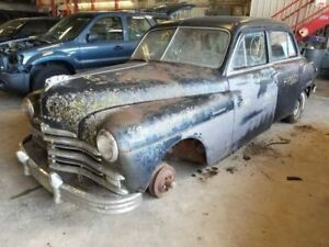 1949 Plymouth Manual Transmission 3 Speed 6 Cylinder 371106