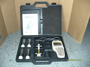 Oakton Con 410 Waterproof Hand held Conductivity Tds Meter