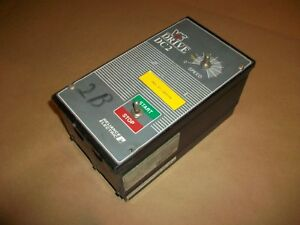 Reliance Electric Dc Drive Dc2 70u 115 230vac Input 90 180vdc Output 12 5am