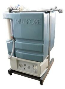 Millipore Zfre6p200 200l Purified Water Distribution System W chi 2 30 Pump