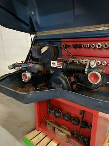Ammco 4000 Safe Turn Brake Lathe With Infimatic Feed Video Tons Of Extras