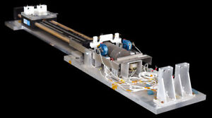 Thomson Superslide Systems 38 inch Linear Motion Positioning Stage motor 3