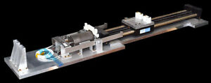 Thomson Superslide Systems 38 inch Linear Motion Positioning Stage motor 2
