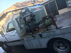 1992 Dodge And Lincoln Welder