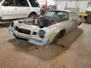 Rear Axle Assembly 2 41 Open Fits 70 81 Camaro 376367