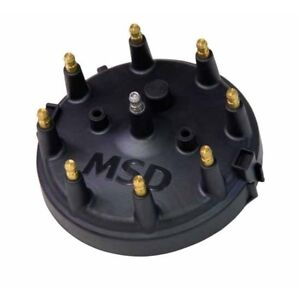 Msd 84083 Black Ford Hei Distributor Cap