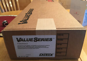 detex Fire Rated Fv40 X Eb Exit Alarm W ic Cylinder Free Shipping Brand New