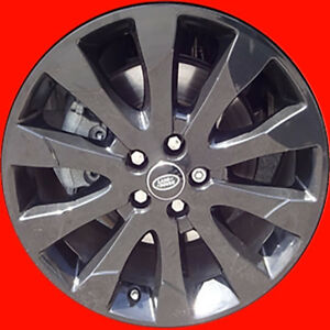 Oem 2015 Land Rover Lr2 19 Black Wheel Rim Factory Stock 72240 Lr058163