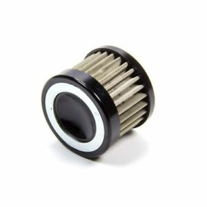 King Racing Products 4305 Replacement 6 Short Stainless Element Fuel Filter