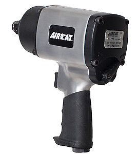 Aircat 1777 3 4 Aluminum Impact Wrench Twin Hammer Brand New