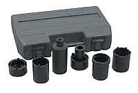 Gearwrench 41660 6 Piece Spindle Nut Kit
