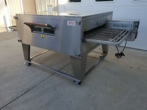 Xlt Model 3255 Single Stack Gas Pizza Oven 32 Belt Width