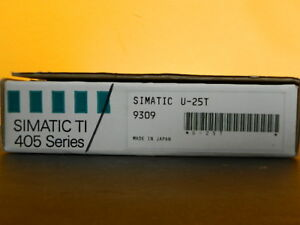 New Siemens Simatic U 25t Output Module 16point 18 220v 5a point