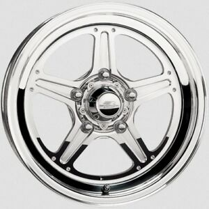 Billet Specialties Rs035156145n Street Lite 15 Diameter Wheel 15x15 5x4 75 4 50