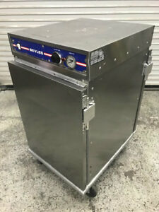 1 2 Height Full Sheet Transport Hot Bevles Heated Holding Cabinet Nsf 8915 Food