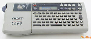 Dymo 5000 Electronic Labelmaker Label Maker