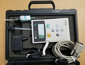 Met One Instruments Handheld Particle Counter Set Model Gt 521 In A Case